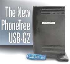 Phone Tree 2500 USB-G2-Auto Dialer & Emergency Notification System